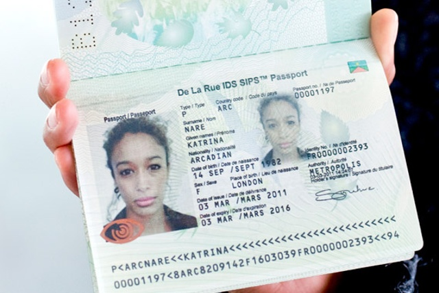 National Identity and Border Control