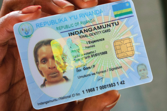 Passports and identity