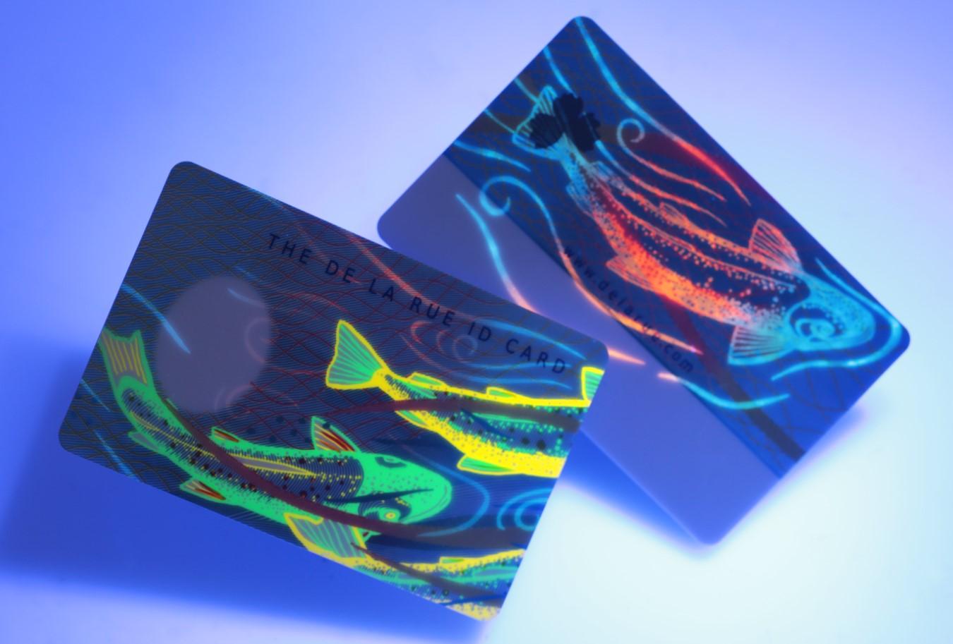 ID Card UV