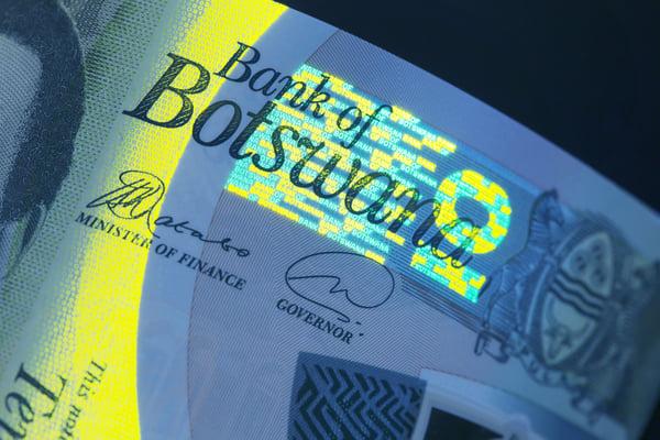 Botswana-$10-(2016)-Gemini-UV-detail