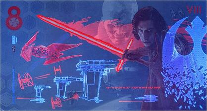 Star Wars Dark side uv