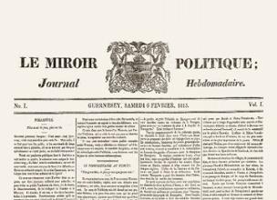 1813 Le Miroir Politique