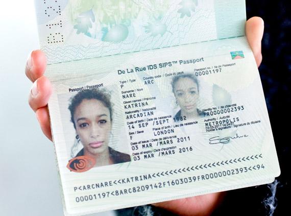International Identity and Border Control