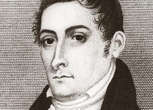 1821 Young Thomas de la Rue