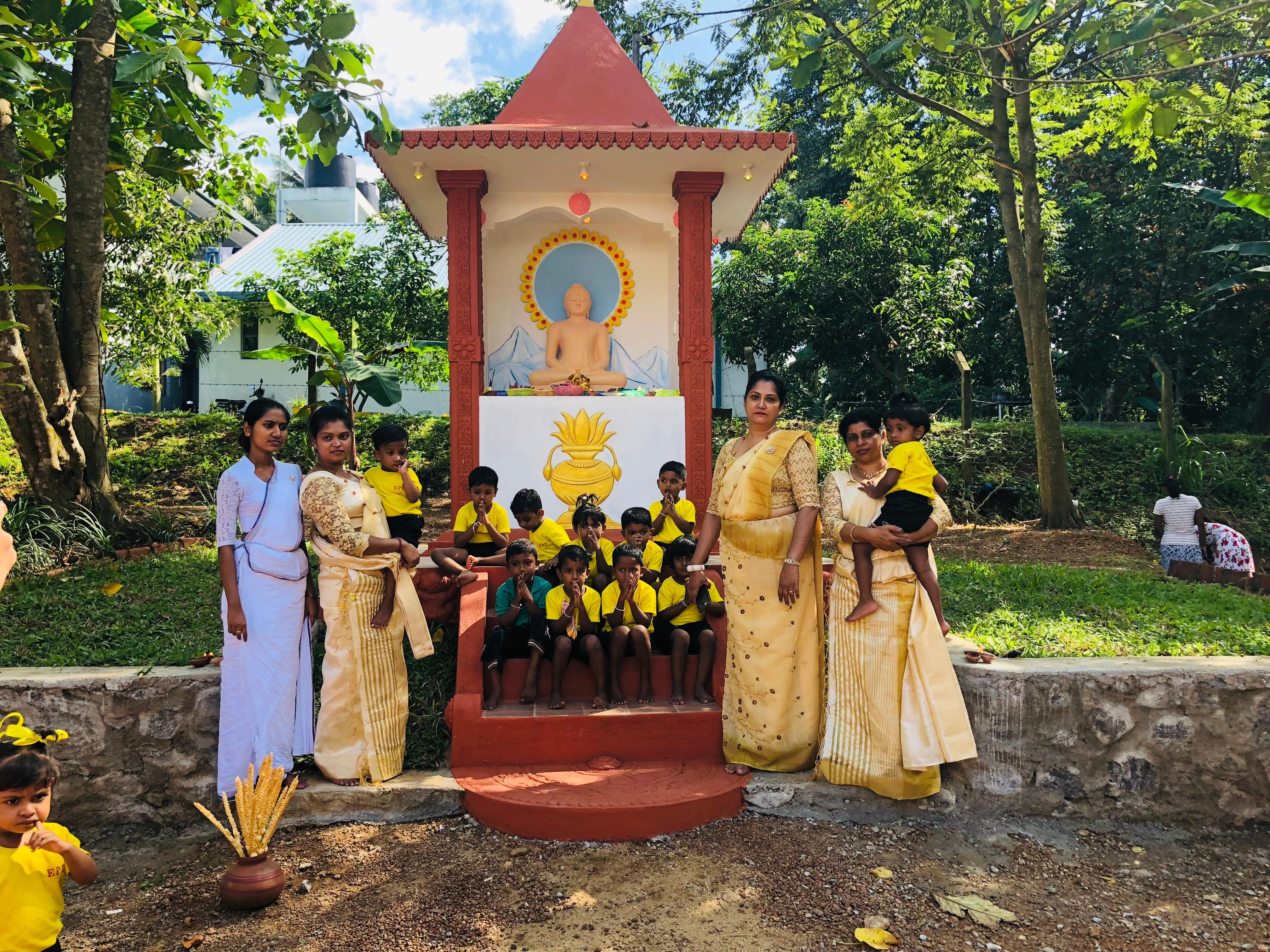sri lanka BOI day care centre